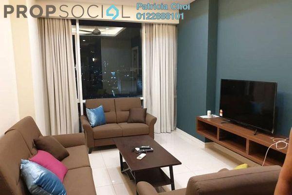 For Rent Condominium at Suasana Bangsar, Bangsar Freehold Fully Furnished 2R/2B 3.5k