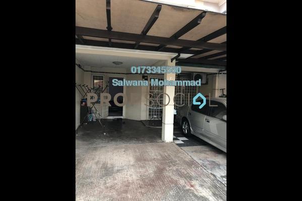 For Sale Terrace at Bandar Puteri Klang, Klang Freehold Semi Furnished 4R/3B 460k