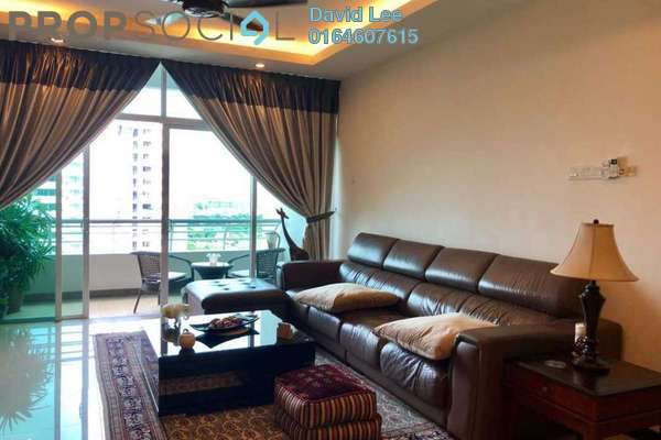 For Rent Condominium at Fettes Residences, Tanjung Tokong Freehold Fully Furnished 4R/3B 4.2k