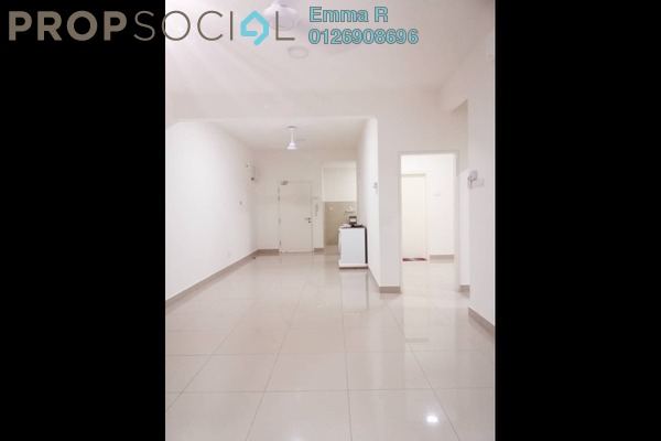 For Rent Condominium at SK One Residence, Seri Kembangan Freehold Semi Furnished 2R/2B 1.2k