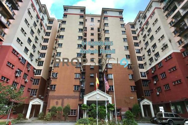 For Sale Apartment at Kelana Impian, Kelana Jaya Freehold Semi Furnished 3R/3B 415k