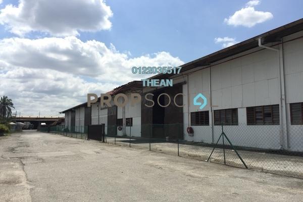 For Sale Factory at Bukit Kemuning Industrial Park, Kota Kemuning Freehold Unfurnished 0R/0B 42m