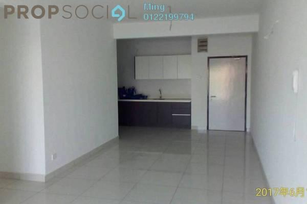 For Sale Condominium at Spring Avenue, Kuchai Lama Freehold Semi Furnished 3R/2B 480k