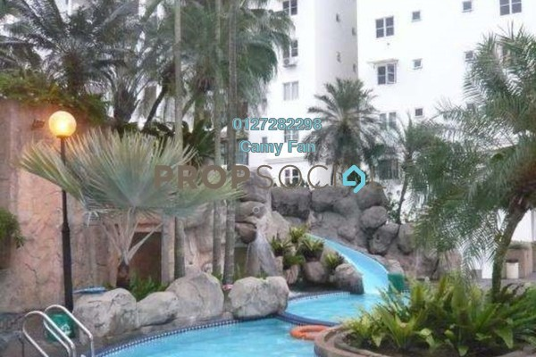 For Rent Condominium at Pantai Hillpark 2, Pantai Freehold Unfurnished 3R/2B 1.5k
