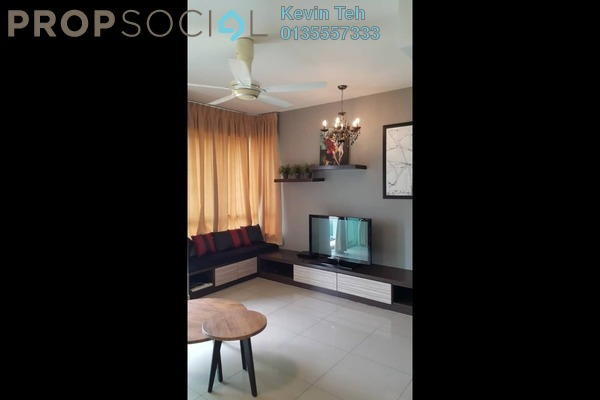 For Rent Condominium at Solaris Dutamas, Dutamas Freehold Fully Furnished 1R/1B 2.6k