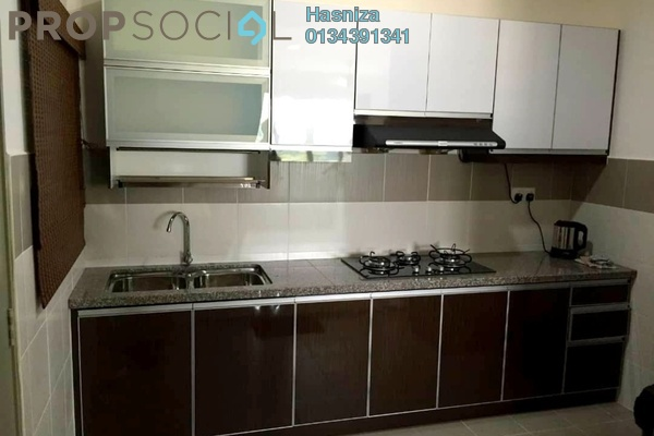 For Rent Serviced Residence at Gardenz @ One South, Seri Kembangan Freehold Fully Furnished 3R/2B 2.2k