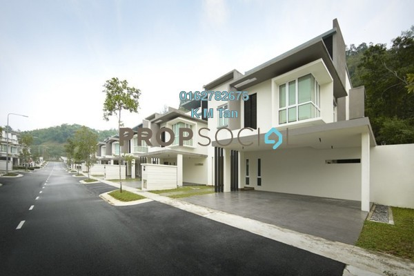 For Sale Semi-Detached at Tijani Ukay, Ukay Freehold Unfurnished 6R/7B 2.18m