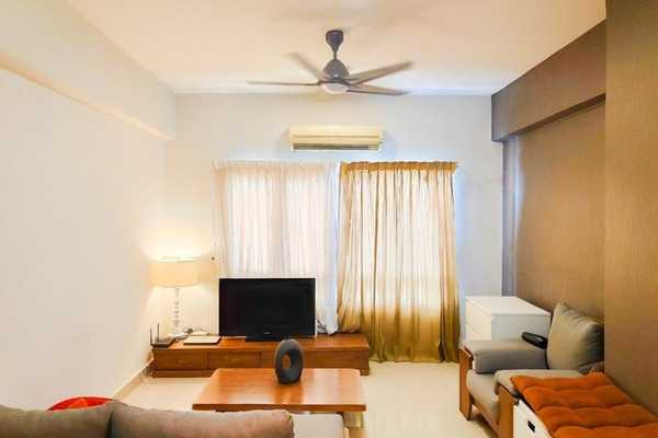 For Sale Condominium at Casa Desa, Taman Desa Freehold Semi Furnished 3R/2B 668k