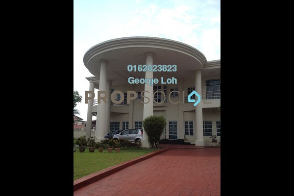 For Sale Bungalow at SS3, Kelana Jaya Freehold Semi Furnished 6R/6B 4.2m