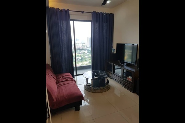 For Rent Condominium at CitiZen, Old Klang Road Freehold Fully Furnished 2R/2B 2.1k