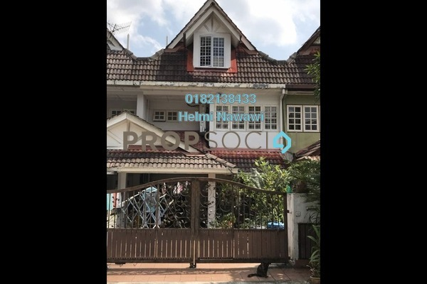 For Sale Terrace at Taman Bukit Mulia, Bukit Antarabangsa Freehold Unfurnished 4R/3B 700k