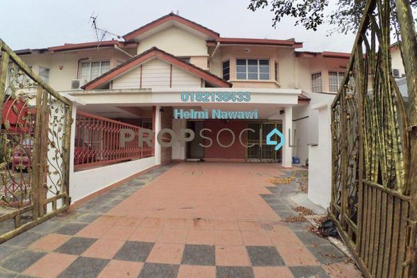 For Sale Terrace at Desa Coalfields, Sungai Buloh Freehold Semi Furnished 4R/3B 430k