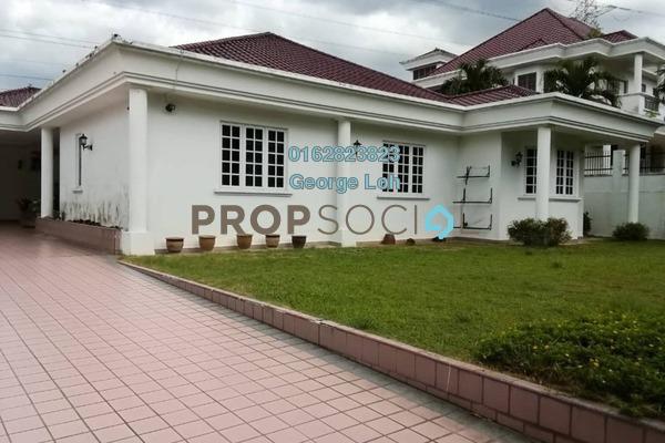 For Sale Bungalow at SS3, Kelana Jaya Freehold Semi Furnished 5R/5B 3.9m