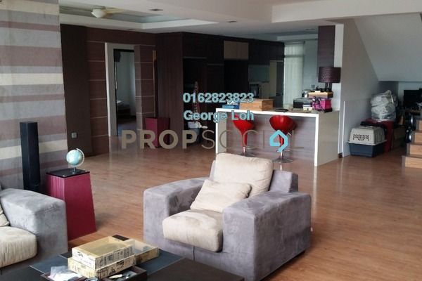 For Sale Condominium at Perdana Emerald, Damansara Perdana Freehold Fully Furnished 3R/3B 925k