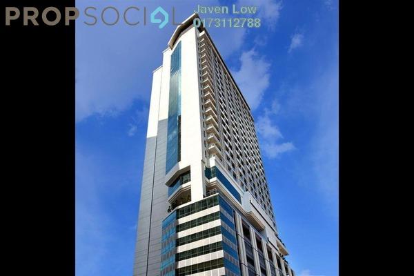 For Sale Condominium at One @ Bukit Ceylon, Bukit Ceylon Freehold Semi Furnished 2R/2B 1.12m