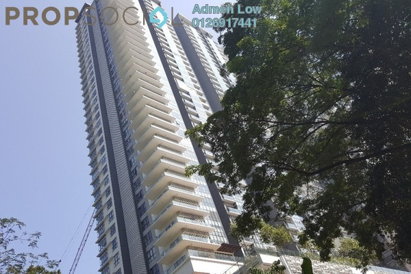 For Sale Serviced Residence at The Elements, Ampang Hilir Freehold Semi Furnished 2R/2B 1m