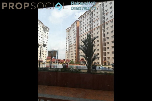 For Sale Apartment at Bayu Puteri, Tropicana Freehold Semi Furnished 3R/2B 480k