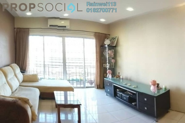 For Sale Condominium at Suria Damansara, Kelana Jaya Freehold Fully Furnished 3R/2B 570k