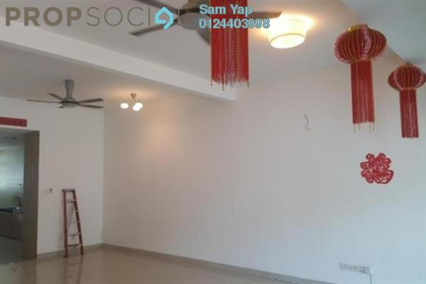 For Sale Terrace at D'Premier, Bandar Damai Perdana Freehold Semi Furnished 5R/5B 939k