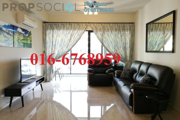 For Rent Condominium at Concerto Kiara, Dutamas Freehold Fully Furnished 4R/4B 4.2k