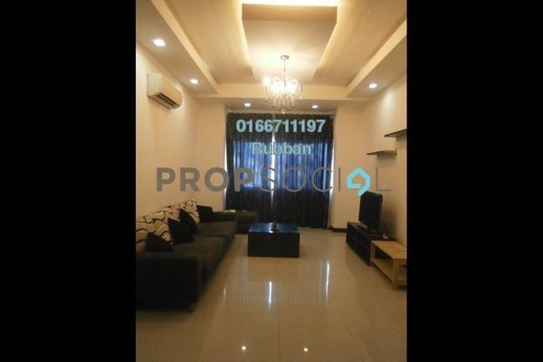 For Rent Apartment at Desa Idaman Residences, Puchong Freehold Semi Furnished 3R/2B 1.1k