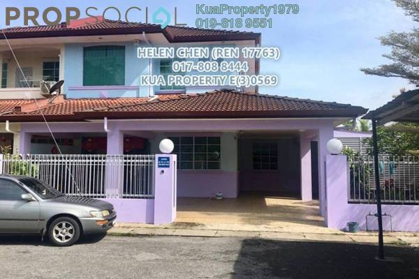 For Sale Terrace at Kota Sentosa, Kuching Freehold Unfurnished 4R/3B 650k