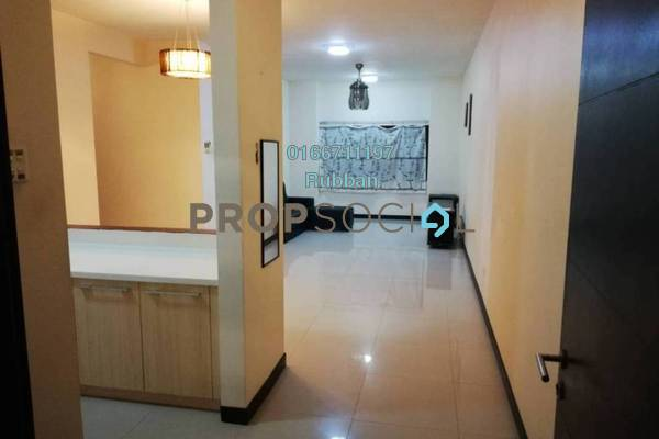 For Sale Apartment at Desa Idaman Residences, Puchong Freehold Semi Furnished 3R/2B 380k