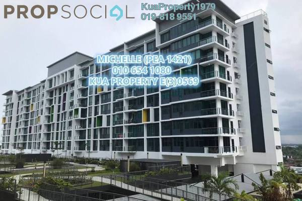 For Rent Condominium at Jazz Suite @ ViVaCiTy, Kuching Freehold Unfurnished 3R/2B 2.8k