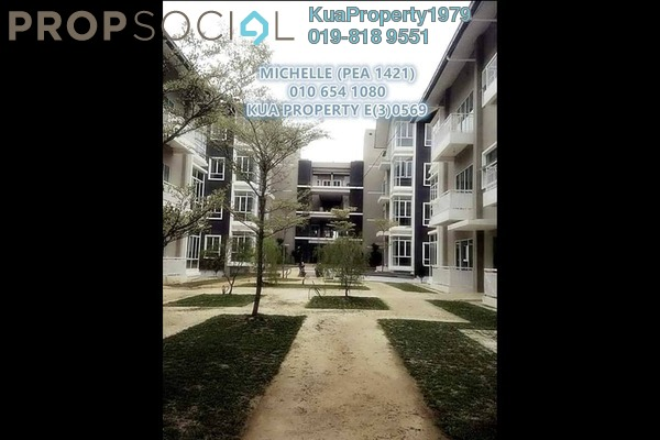 For Sale Apartment at Hills 68, Kuching Freehold Unfurnished 2R/2B 500k