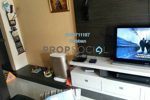 For Sale Apartment at Desa Idaman Residences, Puchong Freehold Fully Furnished 3R/2B 360k