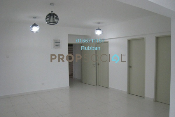 For Sale Condominium at Casa Tropika, Puchong Freehold Semi Furnished 3R/2B 430k