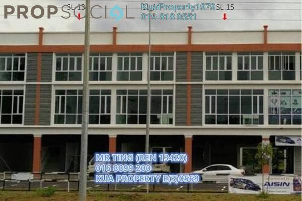 For Rent SoHo/Studio at Uni Garden, Kota Samarahan Freehold Unfurnished 0R/0B 4k