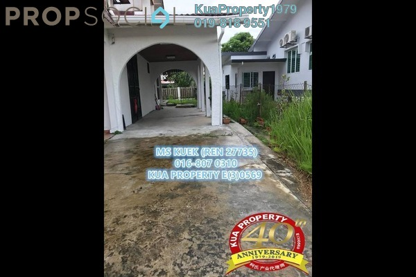 For Sale Semi-Detached at Jalan Kapor, Kuching Freehold Unfurnished 4R/3B 495k