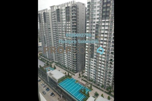 For Rent Condominium at Savanna 1, Bukit Jalil Freehold Unfurnished 3R/2B 1.2k