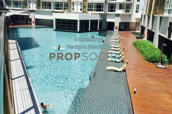 For Rent Condominium at The Centrina, Sungai Besi Freehold Fully Furnished 2R/2B 2k