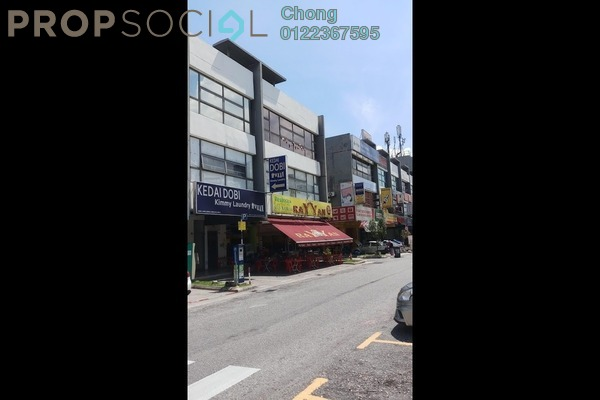 For Sale Shop at The Trillium, Sungai Besi Freehold Unfurnished 0R/0B 1.9m