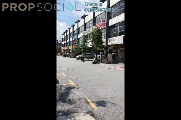 For Sale Shop at The Trillium, Sungai Besi Freehold Unfurnished 0R/0B 2m