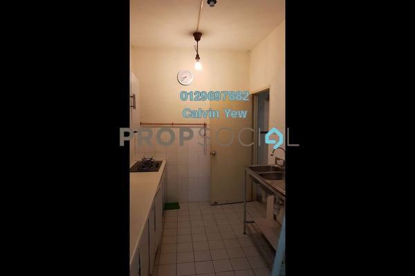 For Rent Condominium at Ampang Prima, Ampang Freehold Semi Furnished 3R/2B 1.65k