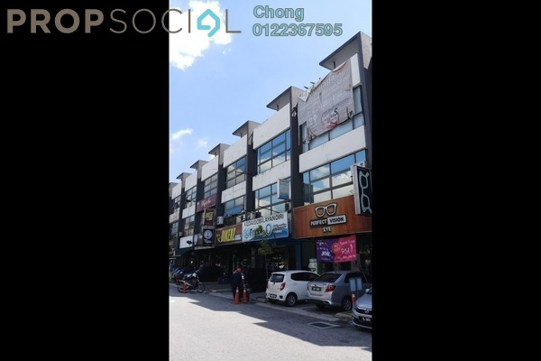 For Rent Shop at The Trillium, Sungai Besi Freehold Unfurnished 0R/0B 1.1k