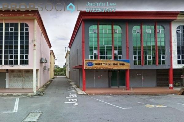 For Sale Shop at Taman Melaka Raya, Melaka Leasehold Semi Furnished 0R/0B 950k
