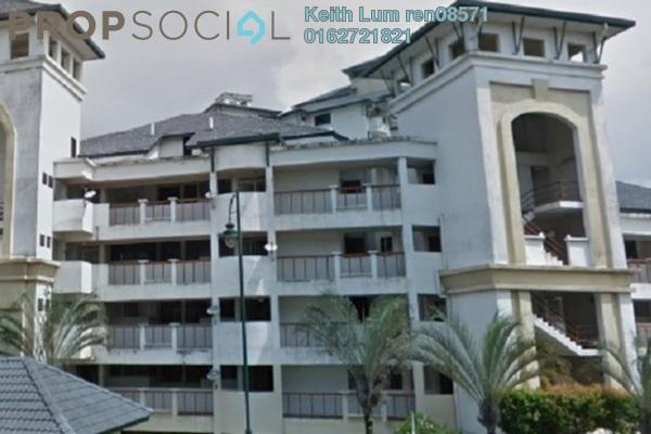 For Sale Condominium at Tropika Paradise, UEP Subang Jaya Freehold Semi Furnished 4R/2B 585k