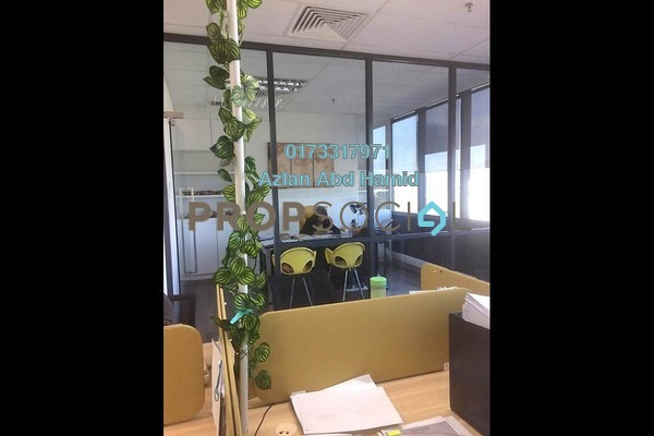 For Rent Office at KL Gateway, Bangsar South Freehold Fully Furnished 0R/0B 8k