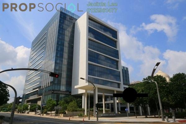 For Sale Office at Menara Ikhlas, Putrajaya Freehold Semi Furnished 0R/0B 260m