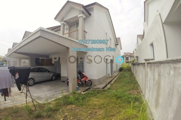 For Sale Semi-Detached at Bandar Puncak Alam, Kuala Selangor Freehold Unfurnished 4R/3B 420k