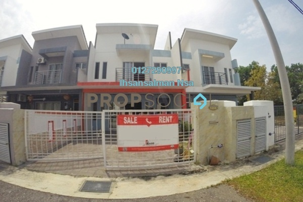 For Sale Terrace at Saujana Rawang, Rawang Freehold Unfurnished 4R/4B 520k
