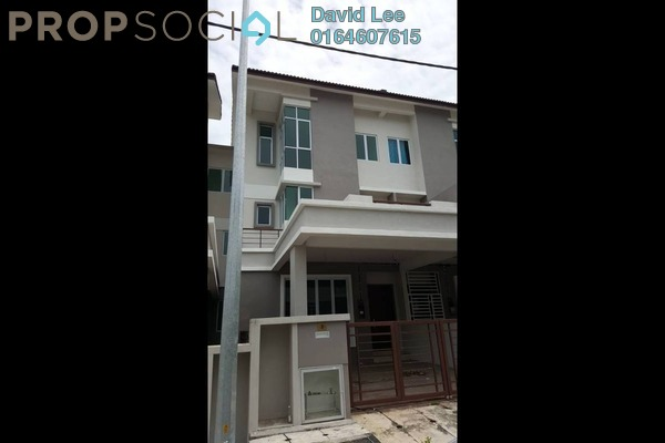 For Sale Terrace at Mont Tierra Residences, Sungai Ara Freehold Unfurnished 5R/4B 1.1m