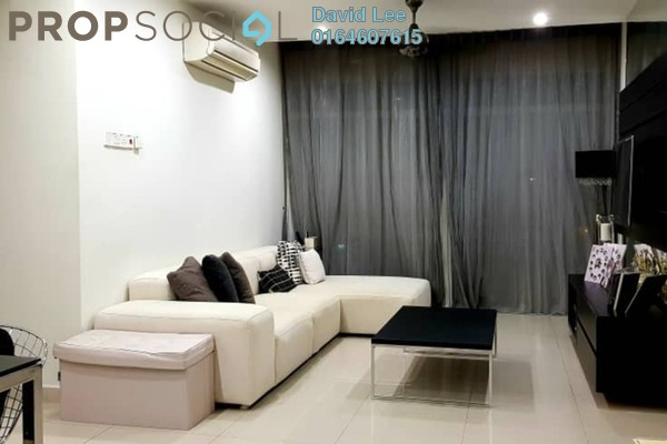 For Sale Condominium at Regency Heights, Sungai Ara Freehold Fully Furnished 3R/3B 600k