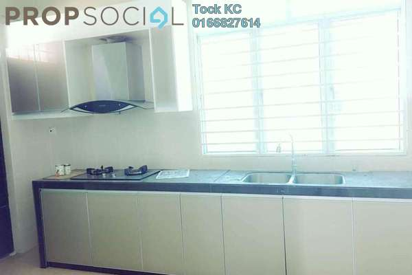 For Sale Terrace at Bangi Avenue, Kajang Freehold Semi Furnished 4R/4B 870k