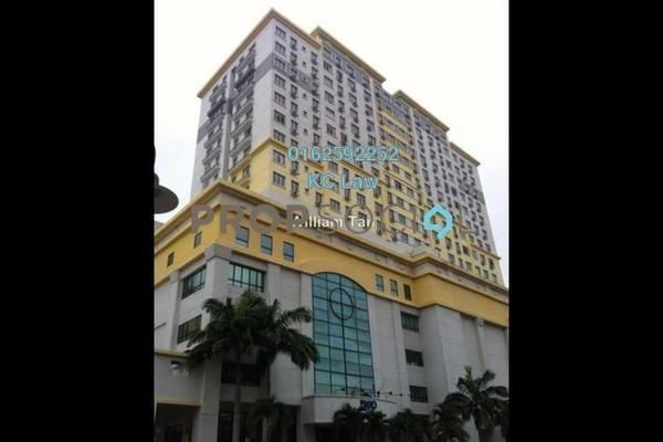 For Sale Condominium at South City Plaza, Seri Kembangan Freehold Semi Furnished 3R/2B 410k