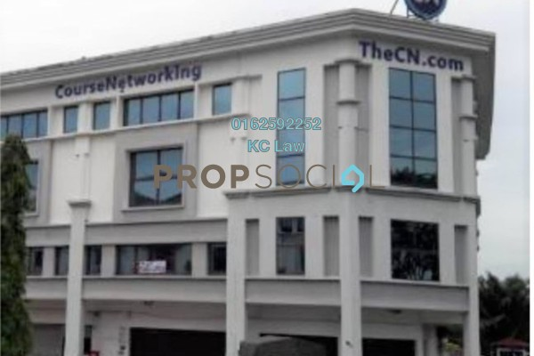 For Rent Office at Taman SEA, Petaling Jaya Freehold Unfurnished 0R/0B 4.5k